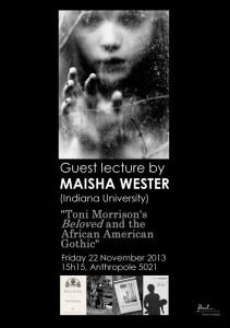 Maisha Wester, Poster [2]