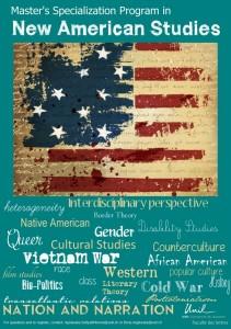 Poster, New American Studies