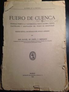 Fuero de Cuenca, Ureña