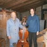 nouveau violoncelle!